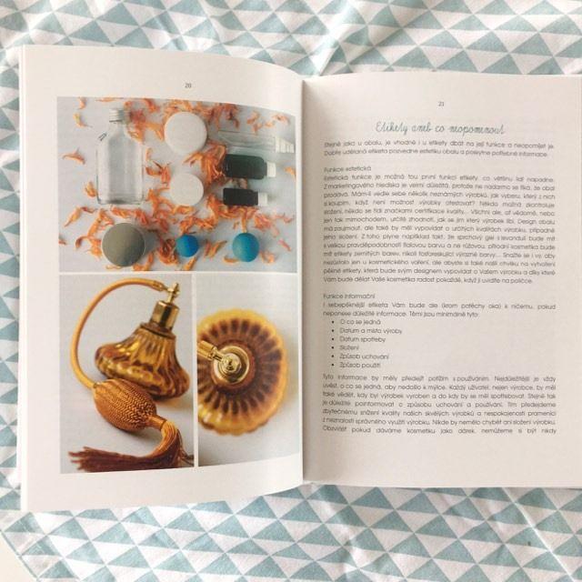 Kosmetická kuchařka - informace
